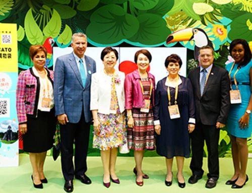 2015 Taipei International Travel Fair ~ Central America Pavilion
