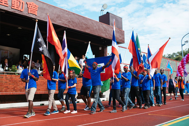 "Taiwan ICDF ""2015 TICA CUP"""